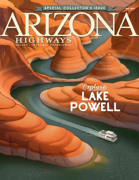 Arizona Highways Cover - 5/1/2017