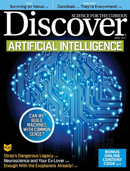 Discover Cover - 4/1/2017