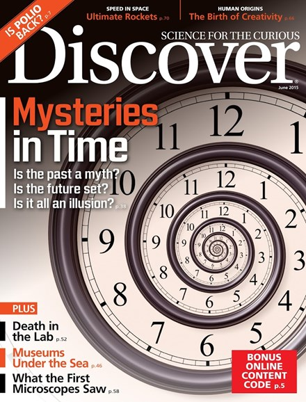 Discover Cover - 6/1/2015