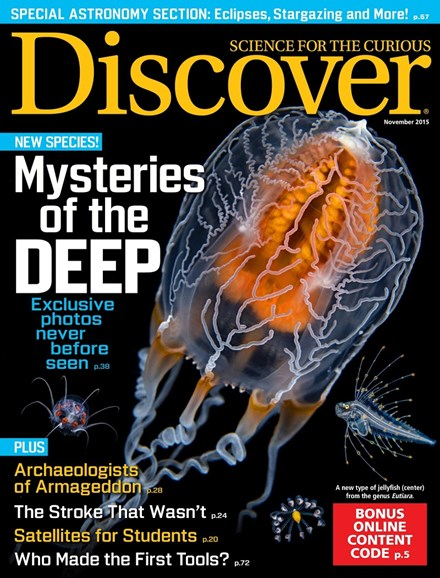 Discover Cover - 11/1/2015