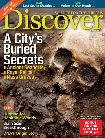 Discover Cover - 9/1/2015