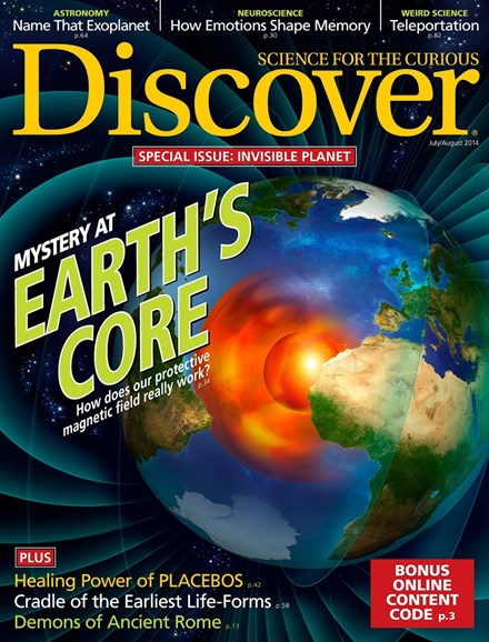 Discover Cover - 7/1/2014
