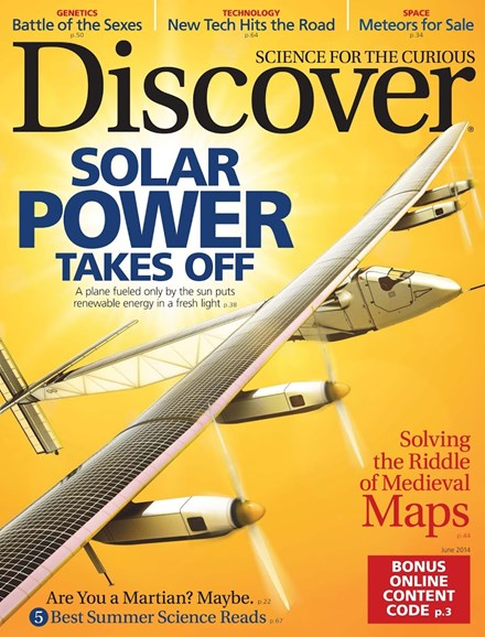 Discover Cover - 6/1/2014