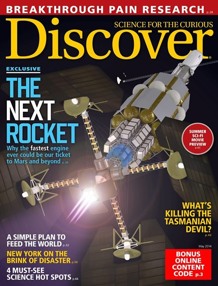 Discover Cover - 5/1/2014
