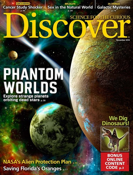 Discover Cover - 11/1/2014
