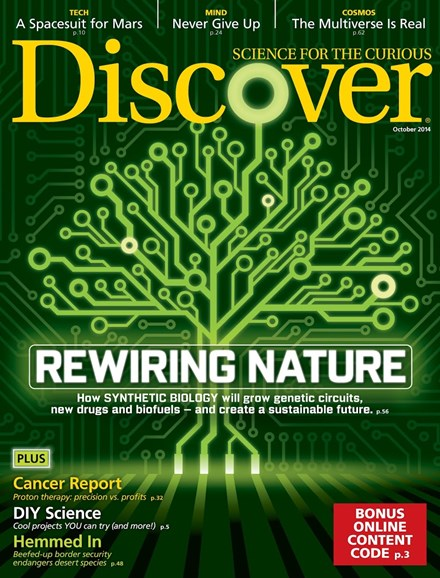 Discover Cover - 10/1/2014