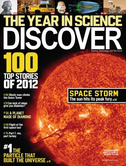 Discover Cover - 1/1/2013