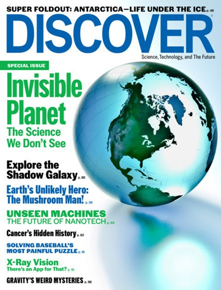 Discover Cover - 7/1/2013