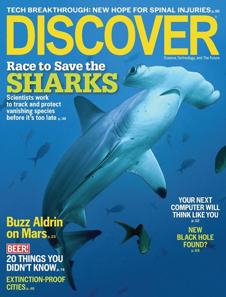 Discover Cover - 6/1/2013