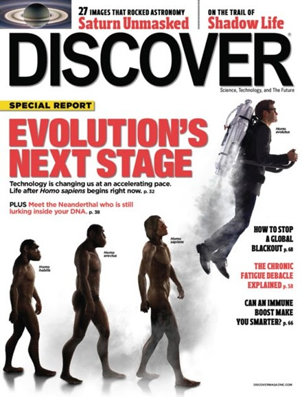 Discover Cover - 3/1/2013