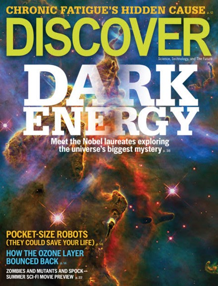 Discover Cover - 5/1/2013