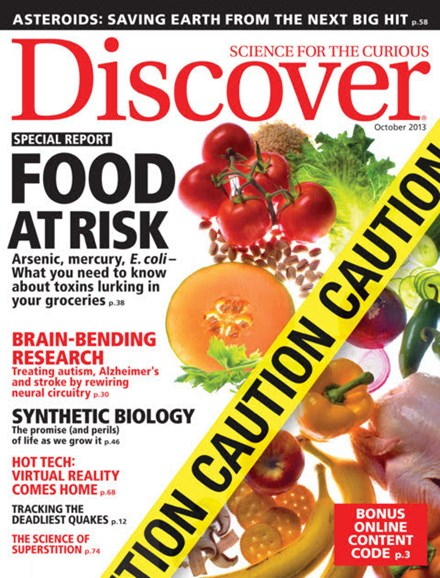 Discover Cover - 10/1/2013