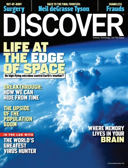 Discover Cover - 4/1/2012