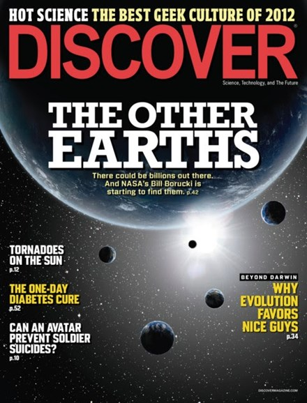 Discover Cover - 12/1/2012