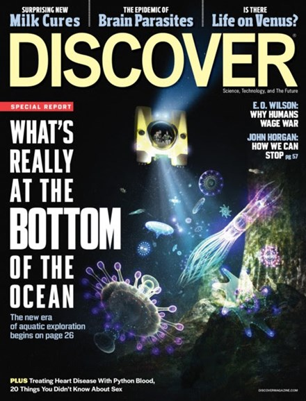 Discover Cover - 6/1/2012