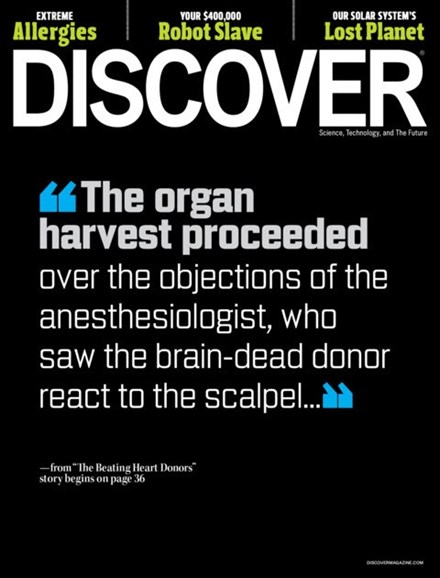Discover Cover - 5/1/2012