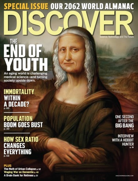 Discover Cover - 10/1/2012
