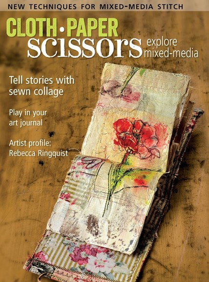 Cloth Paper Scissors Cover - 3/1/2016