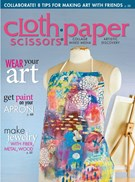 Cloth Paper Scissors Magazine 5/1/2015