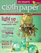 Cloth Paper Scissors Magazine 11/1/2012
