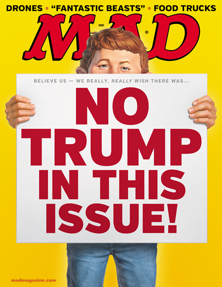 Mad Cover - 4/1/2017