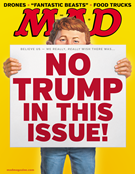 Mad Magazine 4/1/2017