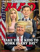 Mad Magazine 8/1/2017