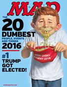 Mad Magazine 2/1/2017