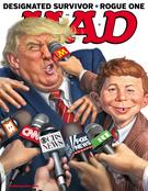 Mad Magazine 6/1/2017