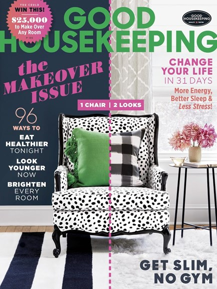 Good Housekeeping Cover - 1/1/2017