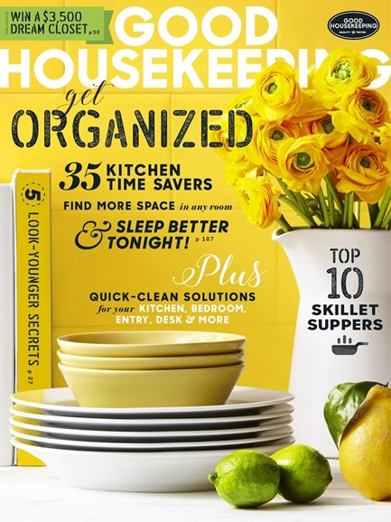 Good Housekeeping Cover - 3/1/2017