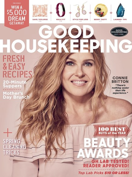 Good Housekeeping Cover - 5/1/2017