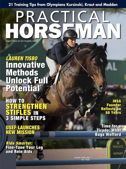 Practical Horseman Cover - 4/1/2017