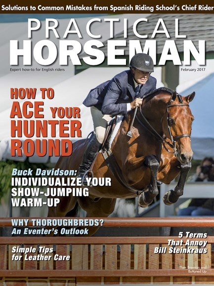 Practical Horseman Cover - 2/1/2017