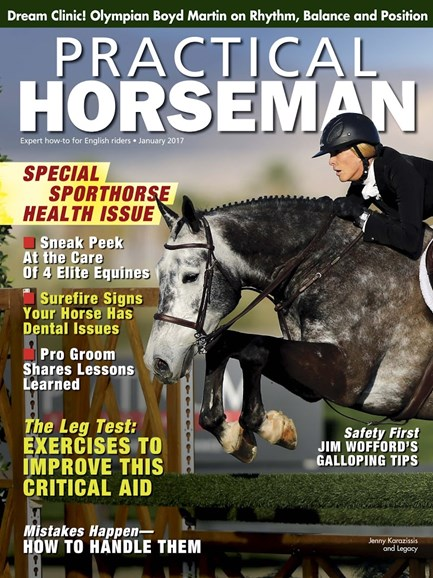 Practical Horseman Cover - 1/1/2017