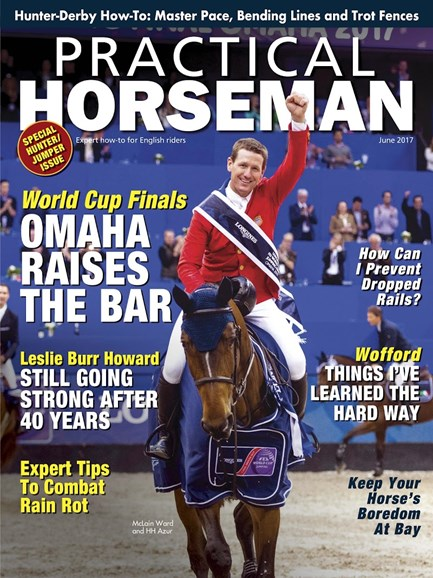Practical Horseman Cover - 6/1/2017