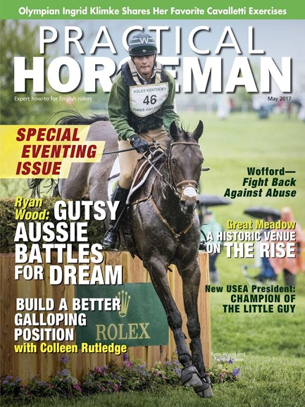 Practical Horseman Cover - 5/1/2017
