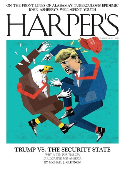 Harper's Cover - 6/1/2017