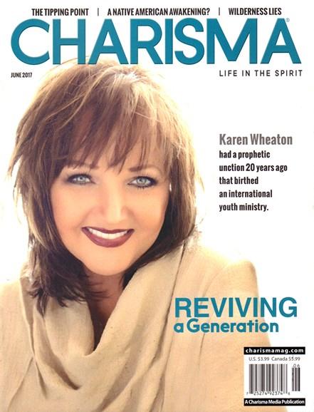 Charisma Cover - 6/1/2017
