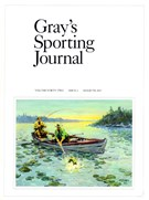 Gray's Sporting Journal Magazine 5/1/2017