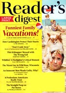Reader's Digest Large Print 6/1/2017