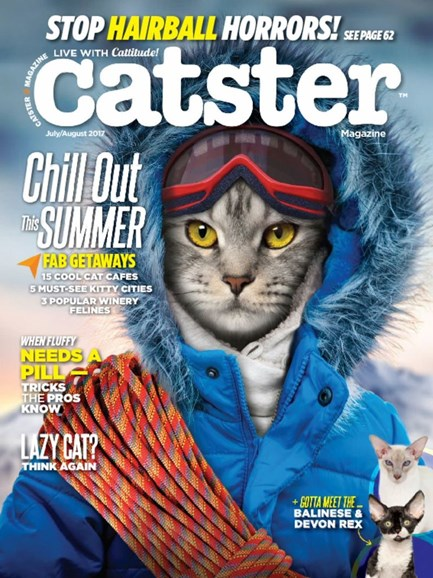 Catster Cover - 6/1/2017