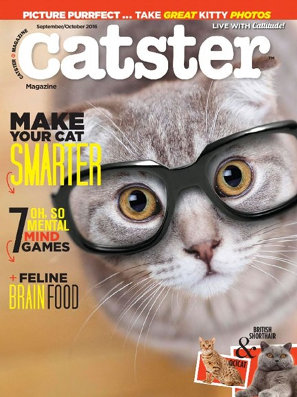 Catster Cover - 9/1/2016