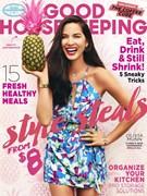 Good Housekeeping Magazine 8/1/2015