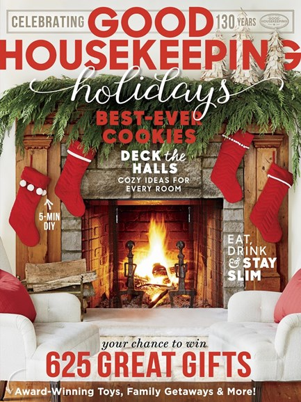 Good Housekeeping Cover - 12/1/2015
