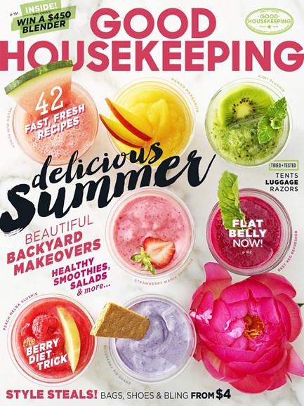 Good Housekeeping Cover - 7/1/2015