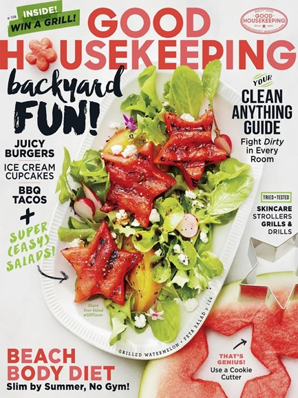 Good Housekeeping Cover - 6/1/2015