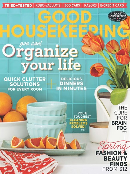 Good Housekeeping Cover - 3/1/2015
