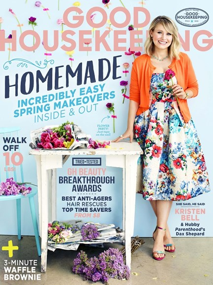 Good Housekeeping Cover - 5/1/2015