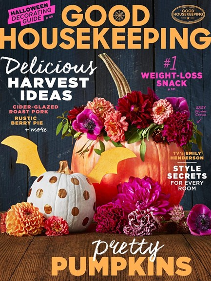 Good Housekeeping Cover - 10/1/2015
